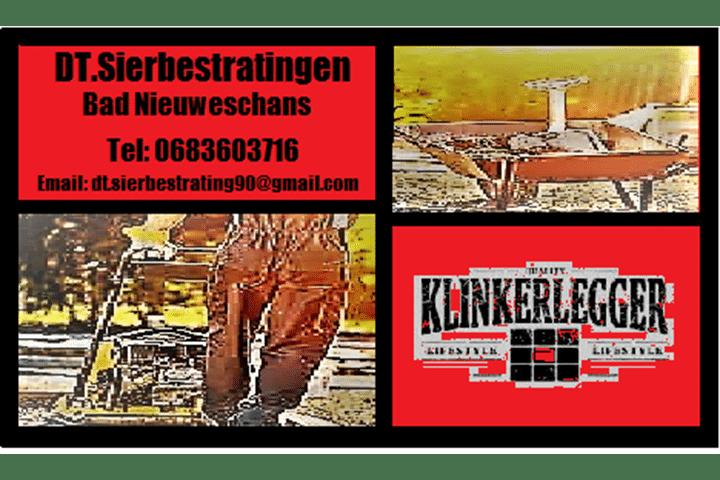 DT Sierbestratingen uit Bad Nieuweschans